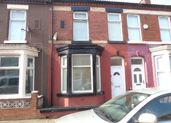 Thumbnail 3 bed terraced house for sale in Newman Street, Kirkdale, Liverpool