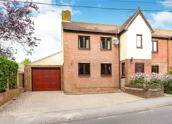 Thumbnail 4 bedroom semi-detached house for sale in Catherington Lane, Waterlooville, Hampshire