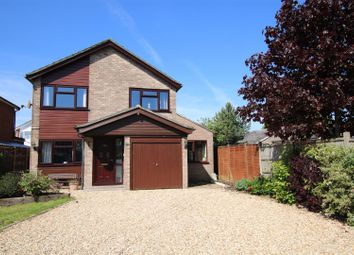Thumbnail 3 bed detached house for sale in Heath Close, Welton, Lincoln