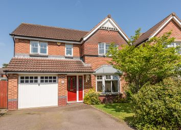 Thumbnail 4 bed detached house for sale in Lakewood Drive, Rednal, Birmingham