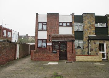Thumbnail 3 bed end terrace house for sale in Woodman Path, Hainault