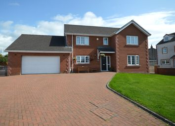 Thumbnail 5 bed detached house for sale in Allanby Close, Flimby, Maryport, Cumbria