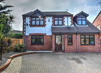 Thumbnail 4 bed detached house for sale in Mill Lane, Great Yarmouth