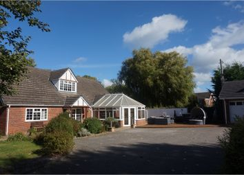 Thumbnail 4 bed detached house for sale in Cwttir Lane, St. Asaph