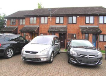 Thumbnail 2 bed terraced house to rent in Harwood Close, Wembley, Middlesex