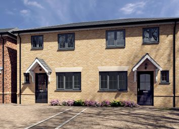 Thumbnail 3 bed semi-detached house for sale in Whitehill Road, Gravesend