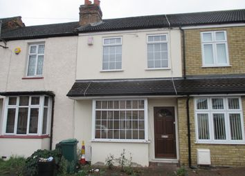 Thumbnail 2 bed terraced house to rent in Mildmay Road, Romford