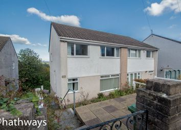 Thumbnail 3 bed semi-detached house for sale in Bryn Heulog, Griffithstown, Pontypool