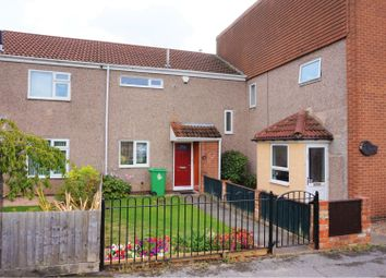 Thumbnail 2 bed terraced house for sale in Corben Gardens, Nottingham