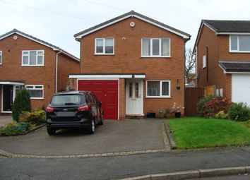 Thumbnail 3 bed detached house to rent in Holmes Drive, Rubery, Rednal