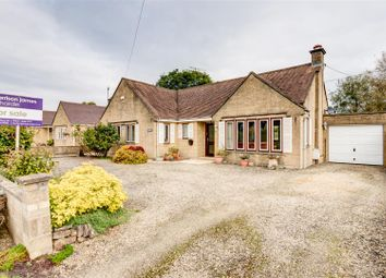 Thumbnail 3 bed detached bungalow for sale in Rissington Road, Bourton-On-The-Water, Cheltenham