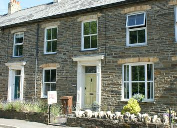 Thumbnail 4 bed town house for sale in Pontwelly, Llandysul