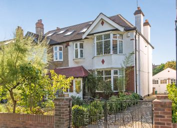 Thumbnail 4 bed terraced house for sale in Coombe Lane, London