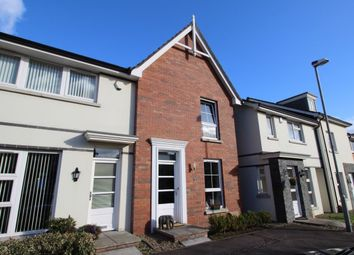 Thumbnail 2 bed terraced house for sale in Bridgelea Crescent, Conlig, Newtownards