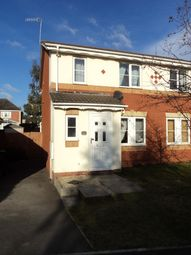 Thumbnail 3 bed semi-detached house to rent in Clos Onnen, Margam Village