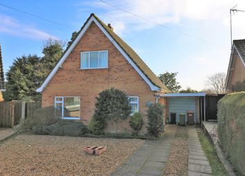 Thumbnail 2 bed detached house for sale in Cathedral Drive, North Elmham