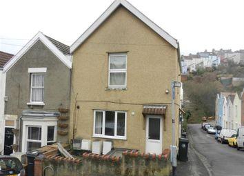 Thumbnail 1 bed flat to rent in Summerhill, Totterdown, Bristol