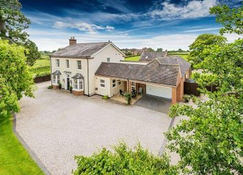 Thumbnail 4 bed detached house for sale in Alkington, Whitchurch