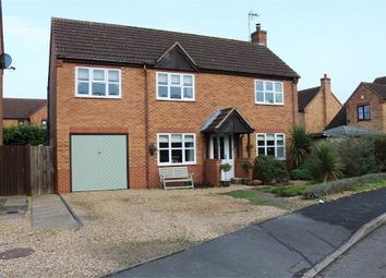 Thumbnail 4 bed detached house for sale in Truesdale Gardens, Langtoft, Peterborough, Lincolnshire