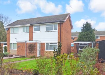 Thumbnail 3 bed semi-detached house for sale in 137, Audlem Road, Nantwich, Cheshire