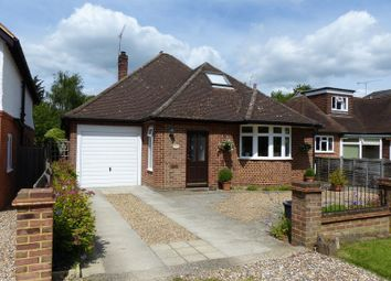 Thumbnail 4 bed detached bungalow for sale in Golden Ball Lane, Maidenhead