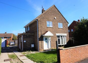 Thumbnail 3 bed detached house for sale in Miller Close, Thorne