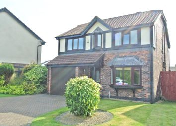 Thumbnail 4 bed detached house for sale in Calder Way, Morecambe