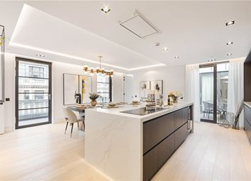 Thumbnail 4 bed flat for sale in Penthouse, 19 Bolsover Street, London