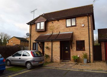 Thumbnail 2 bed semi-detached house for sale in Bullrush Grove, Cowley, Uxbridge