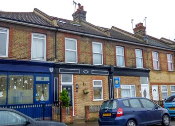 Thumbnail 3 bed terraced house for sale in Dover Road, Northfleet, Gravesend