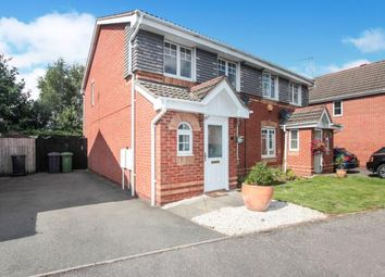 3 bed semi-detached house for sale in Towpath Close, Hawkesbury Village, Coventry, West Midlands CV6