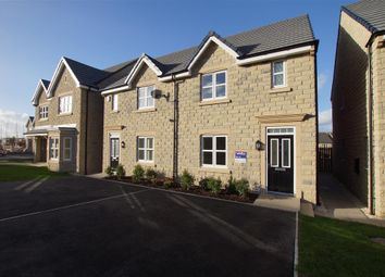 Thumbnail 3 bed semi-detached house to rent in Fairbairn Fold, Laisterdyke, Bradford