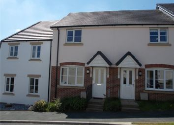 Thumbnail 2 bed terraced house for sale in Oak Moor Drive, Launceston, Cornwall