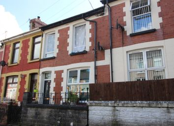 Thumbnail 2 bed terraced house for sale in Upper Adare Street, Bridgend, Mid Glamorgan