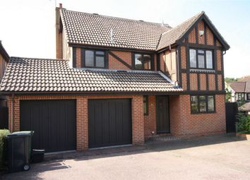 Thumbnail 4 bed detached house for sale in Cowdray Park Road, Little Common, Bexhill On Sea