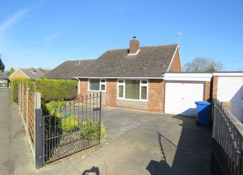 Thumbnail 3 bed detached bungalow for sale in Croft Lane, Cherry Willingham, Lincoln