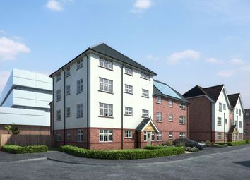 Thumbnail 1 bed flat for sale in Park View, Coventry Road, Hinckley, Leicestershire