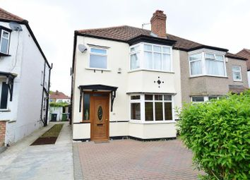 Thumbnail 3 bed semi-detached house for sale in Blockley Road, Wembley, Middlesex