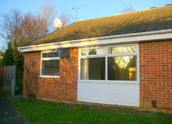 Thumbnail 2 bedroom semi-detached bungalow for sale in Derwent Walk, Oadby, Leicester