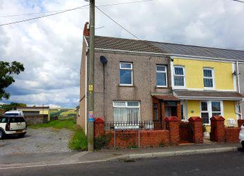 3 bed end terrace house for sale in Pleasant View, Cefn Cribwr, Bridgend CF32