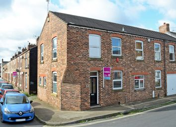 Thumbnail 3 bed terraced house to rent in Glencoe Street, York