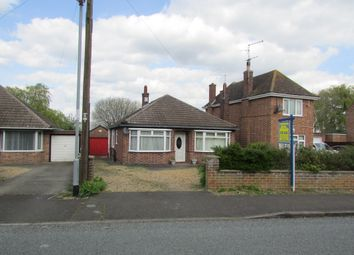 Thumbnail 3 bed detached bungalow for sale in Hodney Road, Eye, Peterborough