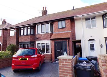 Thumbnail 3 bed terraced house for sale in Limerick Road, Blackpool, Lancashire