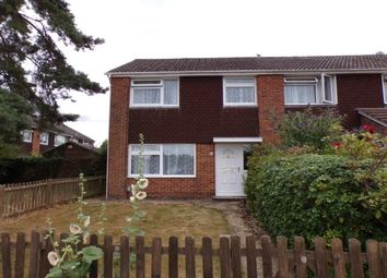 Thumbnail 3 bed end terrace house to rent in Stapleford Close, Romsey