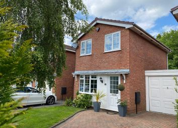 Thumbnail 2 bed link-detached house for sale in Mainwaring Drive, Wilmslow
