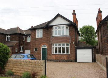 Thumbnail 3 bedroom detached house for sale in Wilford Lane, West Bridgford, Nottingham