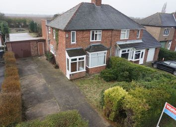 Thumbnail 4 bed semi-detached house for sale in Lincoln Road, Branston, Lincoln