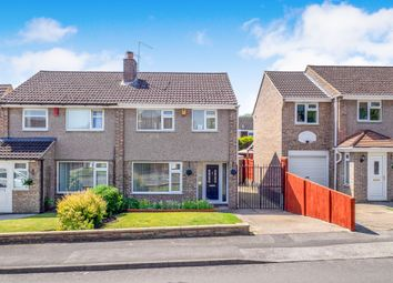 Thumbnail 3 bed semi-detached house for sale in Eisele Close, Bulwell, Nottingham