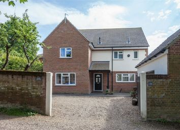 Thumbnail 5 bed detached house for sale in 1B Marionville Road, Norwich, Norfolk