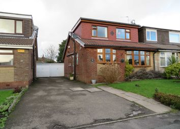 Thumbnail 3 bed semi-detached house for sale in Sherwood Way, High Crompton, Shaw